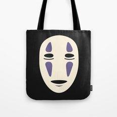 No-Face (Spirited Away) Tote Bag