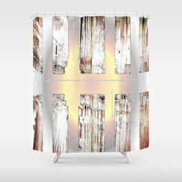 Mojo Shower Curtain