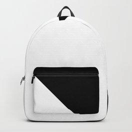 DE-STIJL (BLACK-WHITE) Backpack