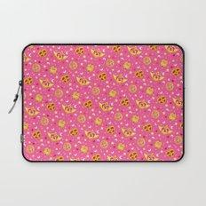 Sailor Moon Brooches Pattern - Pink / Sailor Moon Laptop Sleeve