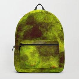 Olivine DyeBlot Backpack