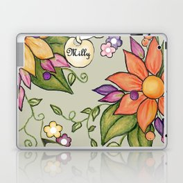 Milly and Me Laptop & iPad Skin