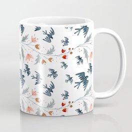 Starlings & Flowers Coffee Mug