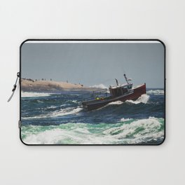Cresting the Wave Laptop Sleeve