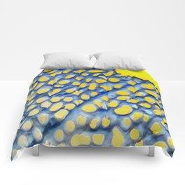 Blue n' Gold Comforters