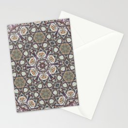Mandala Of The Earth Stationery Cards
