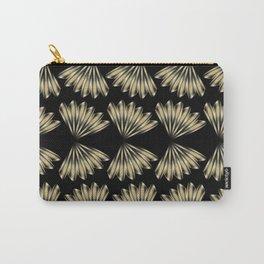 fan vintage pattern Carry-All Pouch