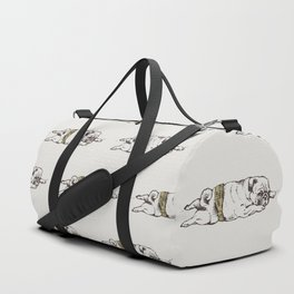 AFTER LEG DAY Duffle Bag