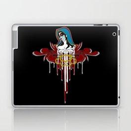Day of the Dead Saint Laptop & iPad Skin