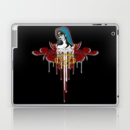 Day of the Dead Saint Laptop & iPad Skin
