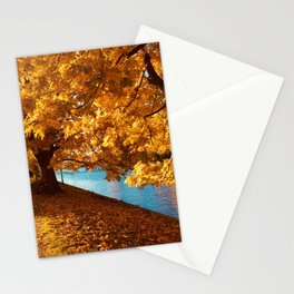 Perfect Autumn (Color) Stationery Cards