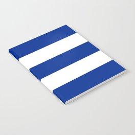 Flag of Cuba -cuban,havana, guevara,che,castro,tropical,central america,spanish,latine Notebook