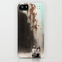 Transience iPhone Case