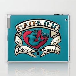 The Legend of Long Beach Laptop & iPad Skin