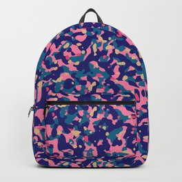 Candy and gums organic abstract pattern Backpack