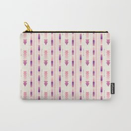 HELLO TRIBAL PASTEL PATTERN Carry-All Pouch