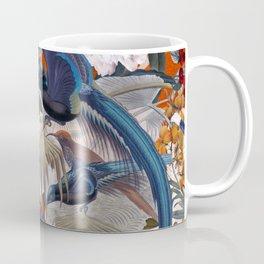 Floral and Birds XXVI Coffee Mug