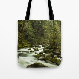 Rios de Oregon 1 Tote Bag