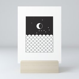 Bear constellation Mini Art Print