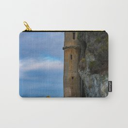 Pirate Tower on Victoria Beach Carry-All Pouch