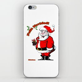 Feliz Navidad  iPhone Skin