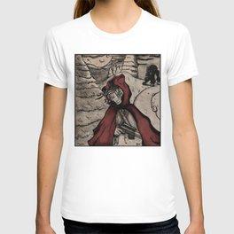 Le Petit Chaperon Rouge T-shirt