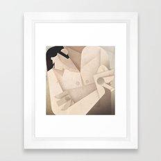 Tenant Framed Art Print