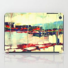 Warsaw III - abstraction iPad Case