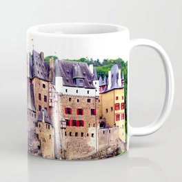 castle eltz, germany. Coffee Mug