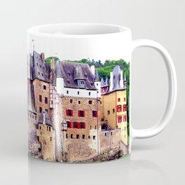 castle eltz, germany. Coffee Mug