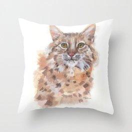 Bayou Bob Throw Pillow