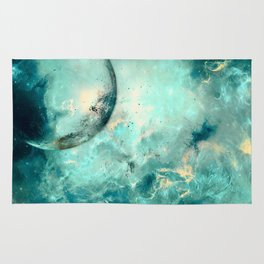 Planets Discovery Rug