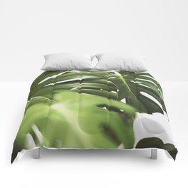 Verdure #10 Comforters