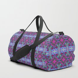 Wild Spirals Duffle Bag