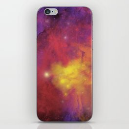 Nebula (plain) iPhone Skin