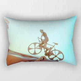 Desert Clime(b)s Rectangular Pillow