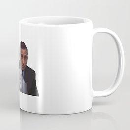 Scott Face Coffee Mug