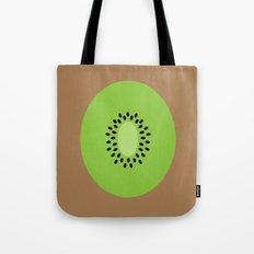 #3 Kiwi Fruit Tote Bag