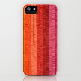 Band of Rainbows iPhone Case