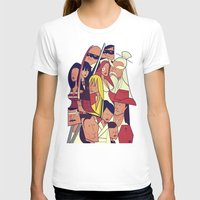 bill murray T-shirts featuring Kill Bill by Ale Giorgini