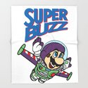 Super Buzz Lightyear by awesometee