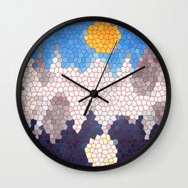 The Greyden Wall Clock