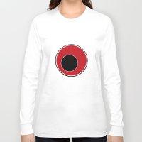 sushi Long Sleeve T-shirts featuring Sushi by Roprats.