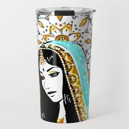 Diwali Travel Mug