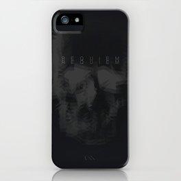 Requiem - iPhone Case