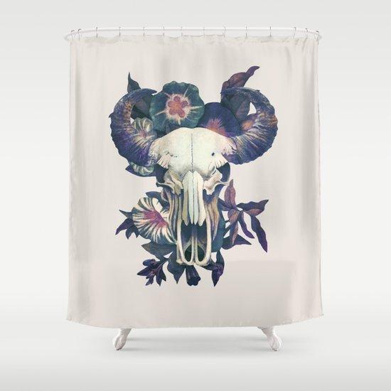 Roam Shower Curtain