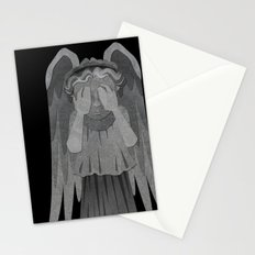 Weeping Angel - Don't Blink! Stationery Cards