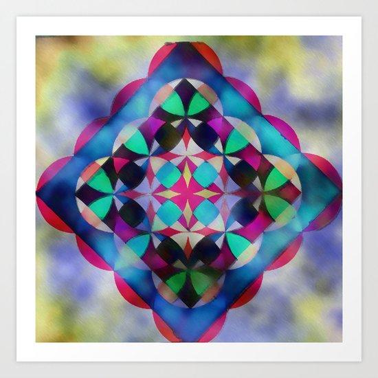 [Livid_Vivid] Art Print