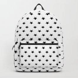 patter goat black Backpack