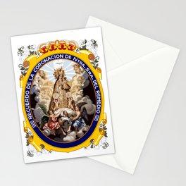 NUESTRA SENORA Stationery Cards